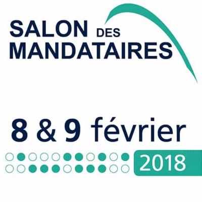 Argibat au Salon des Mandataires 2018 - 08 et 09 février au Wex (Marche)