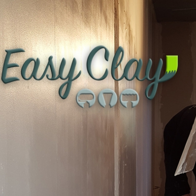EasyClay makes your wall come alive !